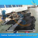 Hydrozylinder für Schlussteil