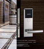 Alta calidad popular usar el bloqueo de puerta eléctrico del hotel de la tarjeta de RFID