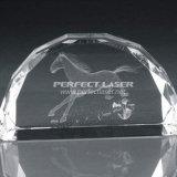 prezzo di superficie secondario della macchina per incidere del laser di cristallo della foto 3D