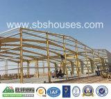Vorfabrizierte Zelle-modulare Stahlwerkstatt
