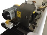 El tubo de una sola máquina de corte de rollo