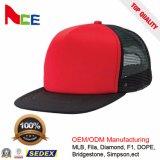 Venda por grosso de Cor Personalizado Caminhoneiro Chapéus Planície de alta qualidade Sports Caminhoneiro Caps