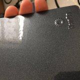 Графит цвет блестящих металлический эффект порошок покрытие для мебели
