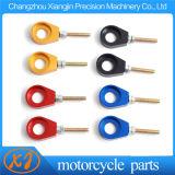 CNC de Regelaar van de Ketting van het Wiel van de Motorfiets van het Aluminium