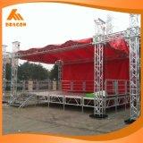 De Bundel en het Stadium van het Aluminium van de Tentoonstelling van het Stadium van het Dak van het aluminium voor tonen