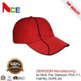 O OEM de Guangzhou personalizado bordou o chapéu tático de 6 esportes de Esdy dos painéis com Zipper