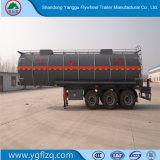 Китай лучшие продажи 25000л сдерживая сарказм / соляной кислотой / Muriatic кислоты углеродистой стали танкер Полуприцепе