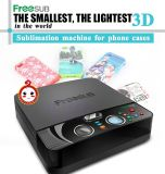 3D 진공 승화 열 압박 이동 승화 전화 상자 기계
