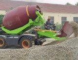 China Nr 1 Self-Loading Vrachtwagen van de Concrete Mixer voor Verkoop