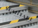 Somitape Sh907 Seguridad-Recorre cinta antirresbaladiza del alto amarillo de la tracción en suelo