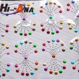 Hohe Produktivität stellt fristgerechter Anlieferung verschiedenen Farbenrhinestone-Aufkleber sicher