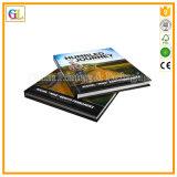 Fournisseur de service d'impression de livre de livre À couverture dure de la Chine (OEM-GL005)