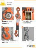 ручная таль с цепью 0.25t-9t для поднимаясь оборудования
