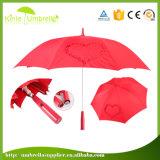 傘の昇進のギフトの傘を広告する安いLEDライト