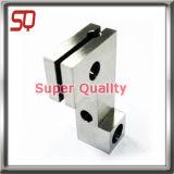 Высокая точность ЧПУ пескоструйной обработки алюминиевой детали для Atuo промышленности
