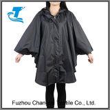 نساء يصمّمون [بكبل] مطر دثار [بتوينغ-سليفد] [بونش] ممطر