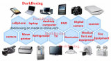 Alquiler de Auto inicio proyector de películas y el Banco de potencia con alta capacidad 70000mAh