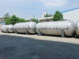 Acero inoxidable tanque de almacenamiento (de tipo vertical y horizontal)