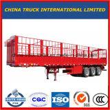 Van-Tipo beige rosso/blu semirimorchio di colore del carico del camion