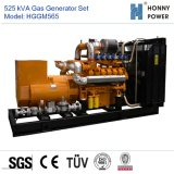 525ква газогенератор с двигателя Googol 50Гц