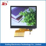 5.0容量性接触パネルとのTFT LCDの表示の解像度800X480の高い明るさ