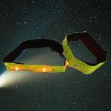 LEDの腕章、LED PVC ArambandsのPVC腕章