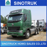 中国Sinotruck HOWO A7の頑丈なトレーラトラックヘッド