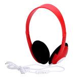 Портативный на ухо стерео Bass проводные наушники с микрофоном в Bulit кабель для смартфонов