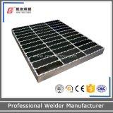 Cadena de producción Grating de acero automática de la soldadura de la frecuencia variable Gmw2-6*250-1050