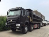 HOWO 8X4 371HPのダンプかダンプカートラック