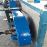 Irrigación plana puesta bomba azul del tubo de descarga del manguito de la salida del agua del PVC de Layflatm