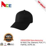 Бейсбольная кепка 100% оптового выдвиженческого хлопка дешево 6 панелей Multicolor пустая
