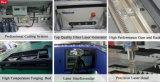 Китай поставщиком металлические волокна 500Вт лазерная резка машины для из нержавеющей стали