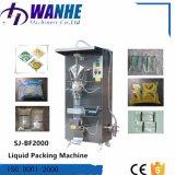Trois côtés automatiques scellant la machine à emballer de sachet de l'eau