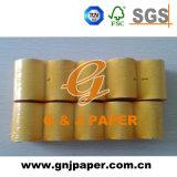 Papier de roulis thermique de la qualité 80GSM pour l'atmosphère Pritning