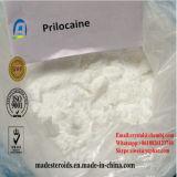 Фармацевтическое основание CAS 721-50-6 Prilocaine сырья для Анти--Мучя анестетика