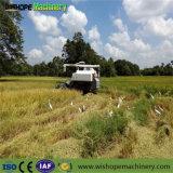 4LZ-4.0Wishope z малых зерноуборочный комбайн с резиновые гусеницы зернового бункера