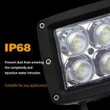 3 polegadas Mini portátil de inundação Offroad 12W Luz de Trabalho LED 12V