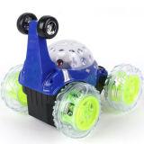 フラッシュおよび音楽のプラスチック電子リモート・コントロール車