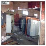 Post van de Spiegel van het Koper van het zilver/van het Aluminium de Vrije voor de Decoratie van de Salon
