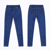 Magere en Hoogstaande Jeans met Recht Been voor Dame (HDLJ0031-17)