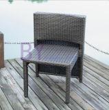 Modo moderno che piega la mobilia esterna 697 del rattan del PE di svago dell'hotel del giardino