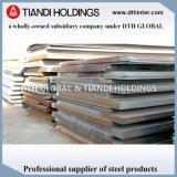 Placa de acero de la estructura del edificio A36/Q235/SS400 ASTM GB por el frío/Laminado en Caliente