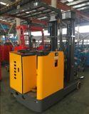 TF 2500kg modelo los 3m, los 4.5m, los 6m que se levantan la carretilla elevadora eléctrica del alcance