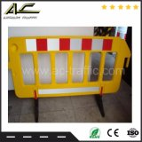 Beste Preis-Sicherheitszaun-bewegliche Sicherheits-Straßen-Plastikverkehrs-Sperre