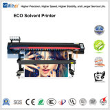 L'éco solvant imprimante avec tête d'impression DX5/7 (Flex bannière, vinyle, un moyen de la Vision, bannière chiffon, film de fenêtre, Mesh...)