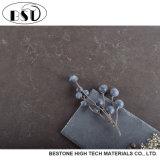 Panneau de marbre artificiel de vente chaud, pierre artificielle de quartz d'ingénierie