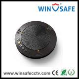 Microfone em linha da câmera do USB do bate-papo de Skype do microfone do computador