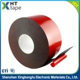 방열 방수 두 배 편들어진 거품 PVC 전기 테이프