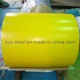 Bobina de aço de cor/bobina de aço galvanizado Prepainted/PPGI/PPGL